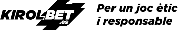 Kirolbet - Saber parar és de winners logo